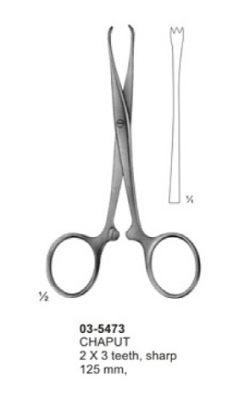 Intestinal and Tissue Grasping Forceps