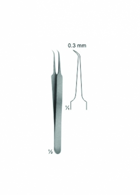 Micro Forceps, Jeweler Types and Micro Suture Tying Forceps
