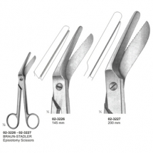 Scissors For Obstetrics